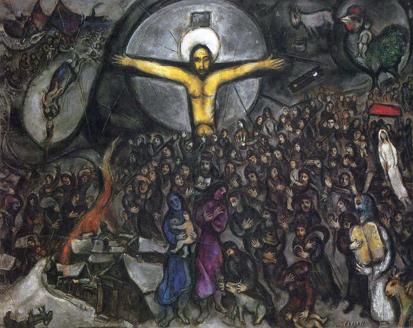 chagall_exodus-1966