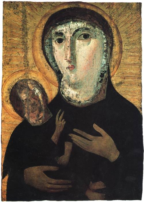 santa-francesca-romana-maria-nova