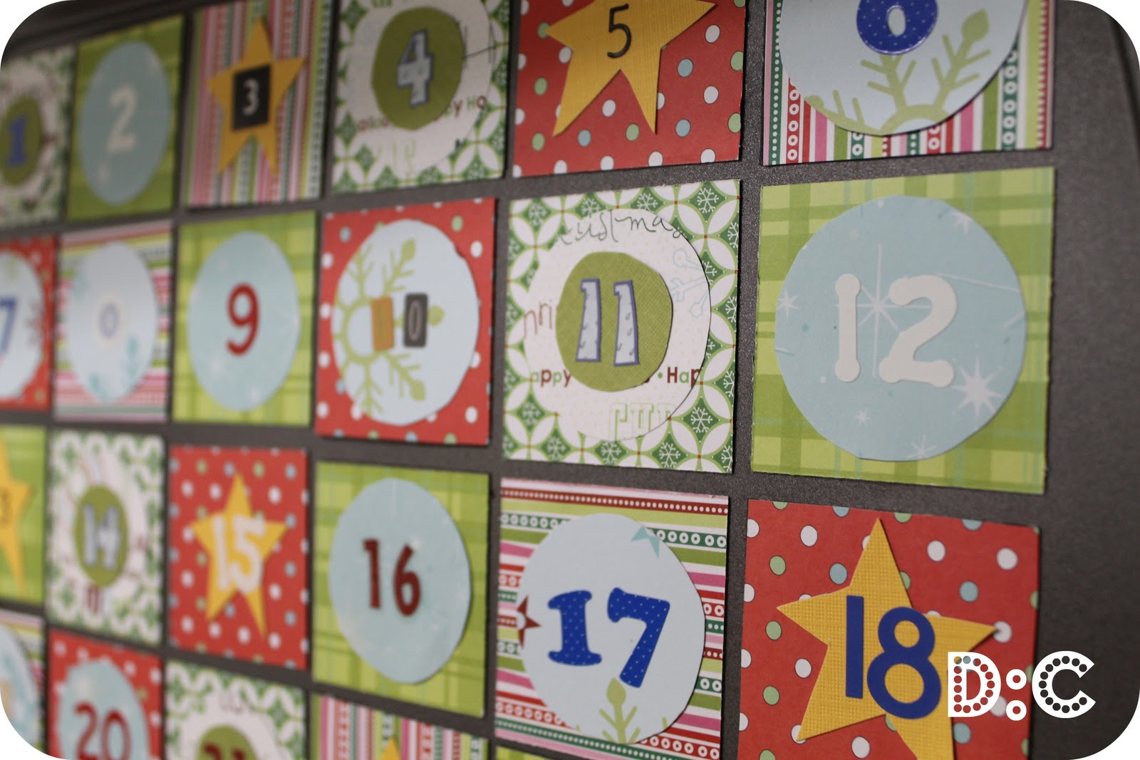 The Advent symbols: the Calendar and the Crown, according to tradition, explained by Bags Free