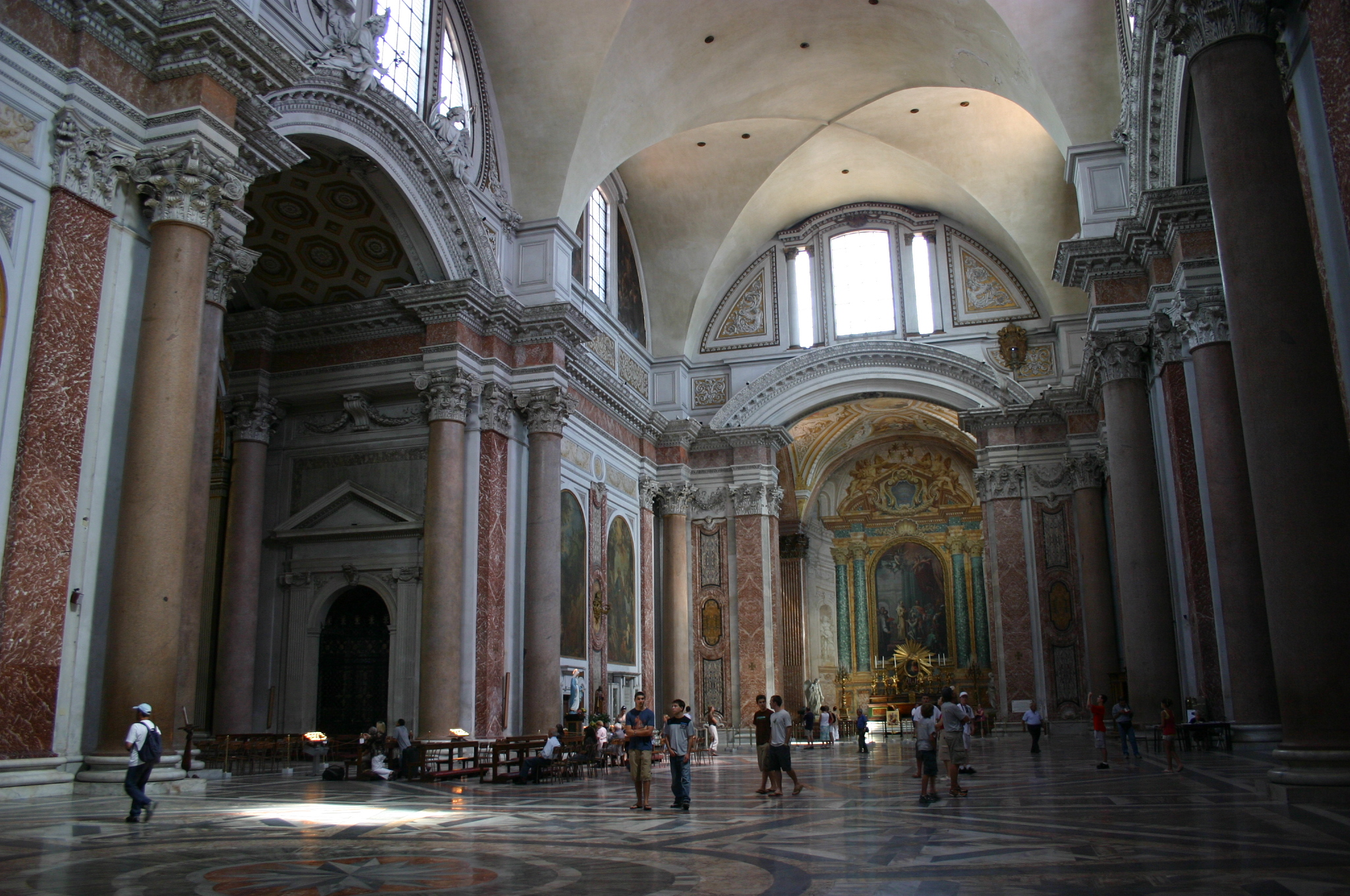 Michelangelo Santa Maria degli Angeli