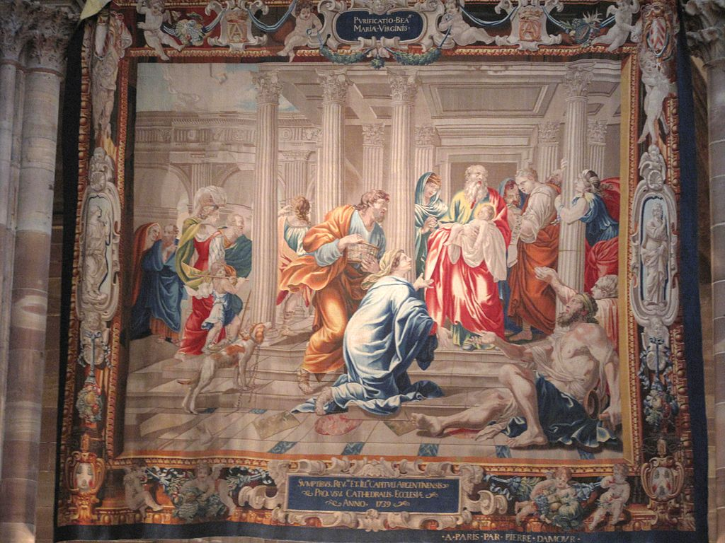 Purification of the Virgin Mary and the Presentation of Jesus at the Temple