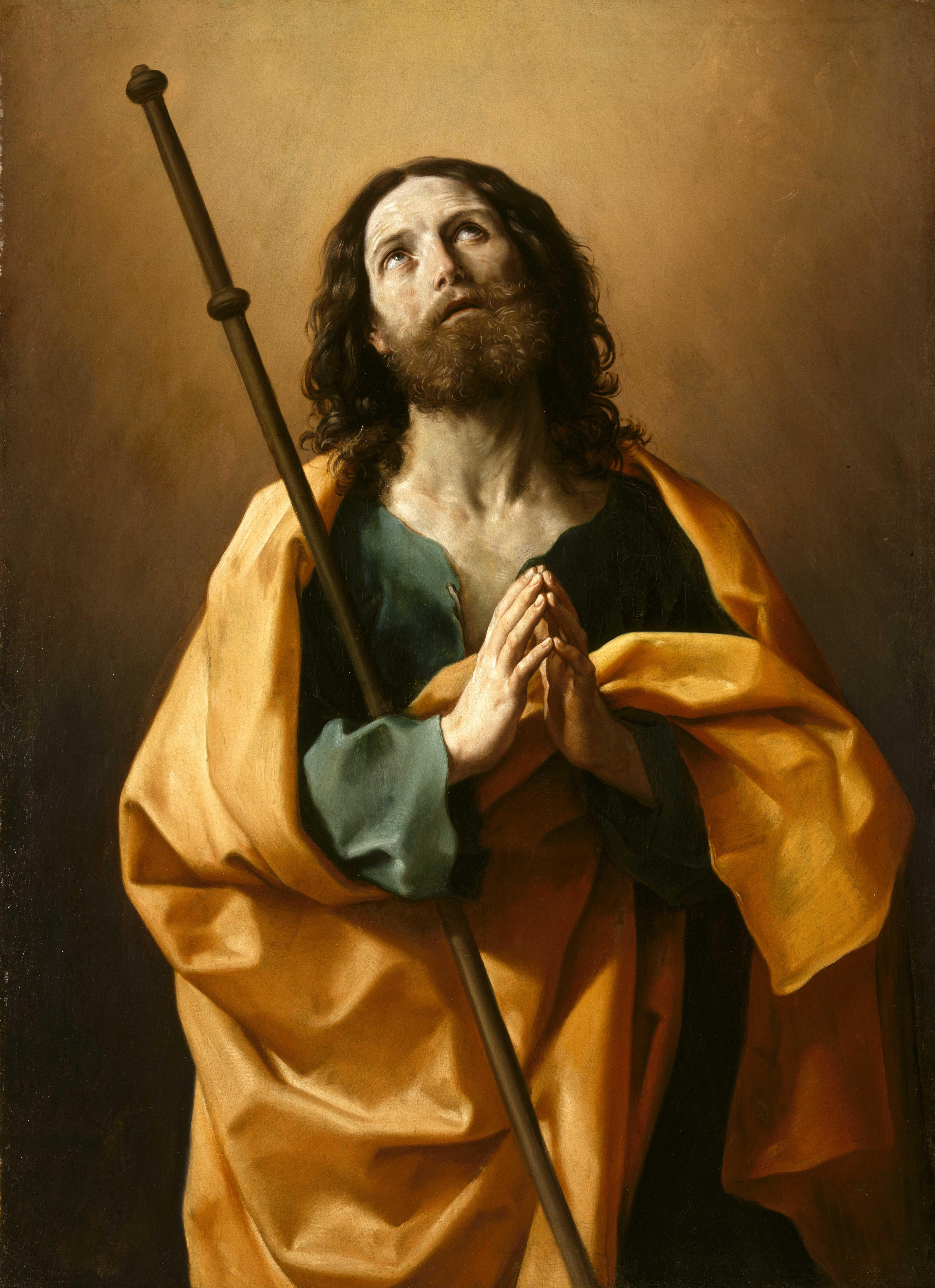 San Giacomo dipinto da Guido Reni