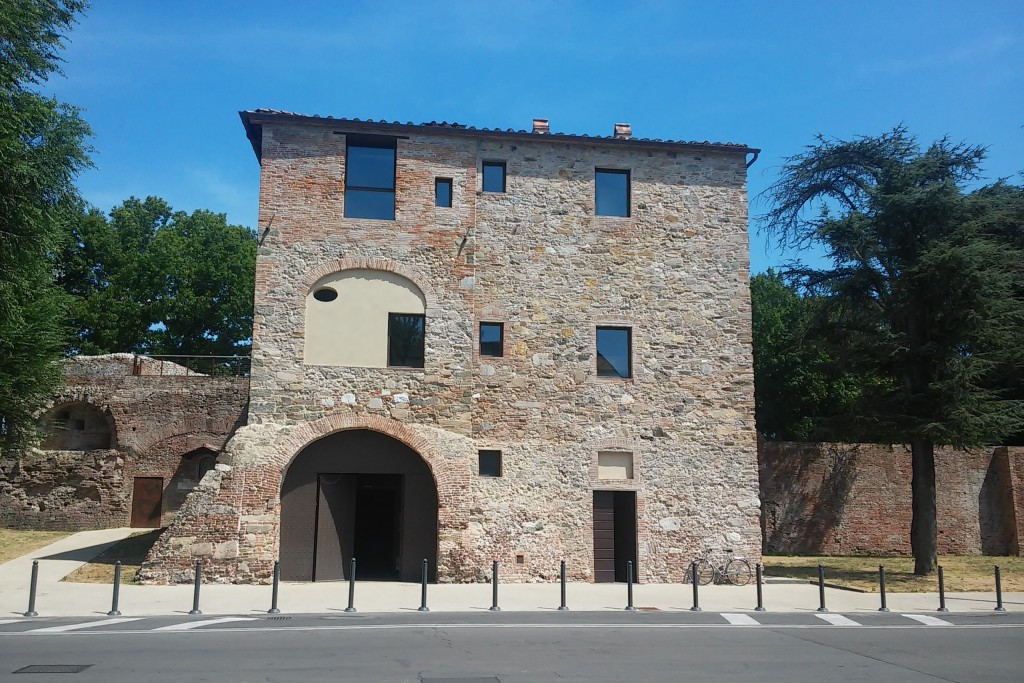 Museo della Francigena - Entry Point